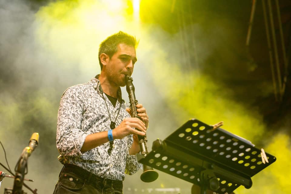 Santiago Acevedo Ensemble Jazz al Parque 12